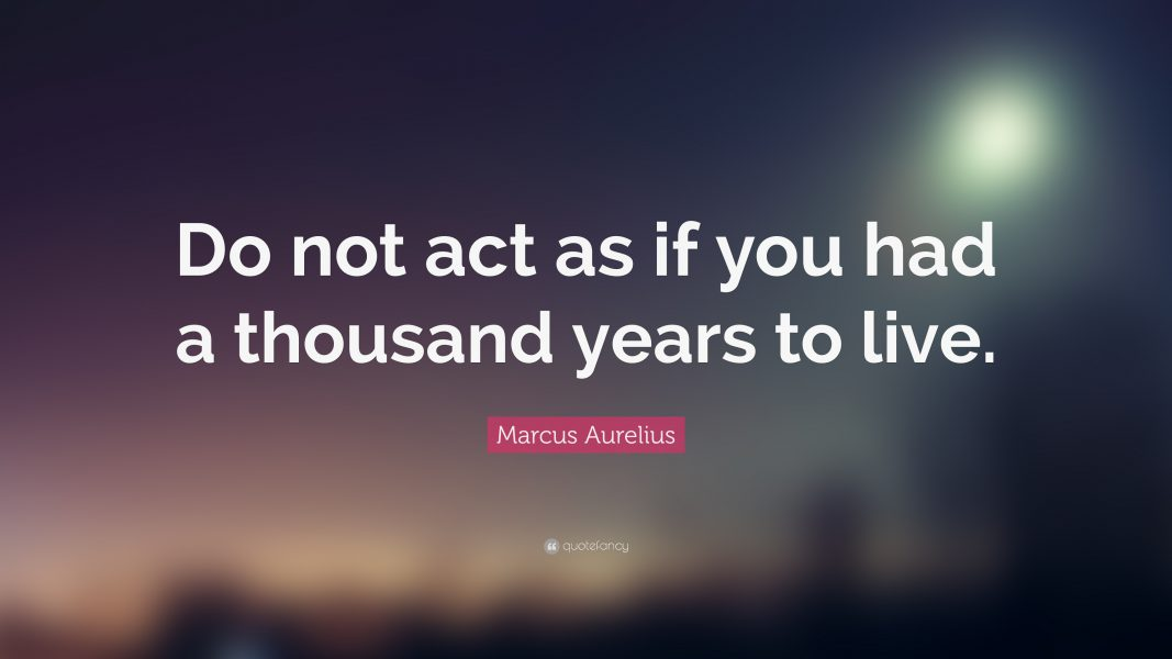 Quote by Marcus Aurelius